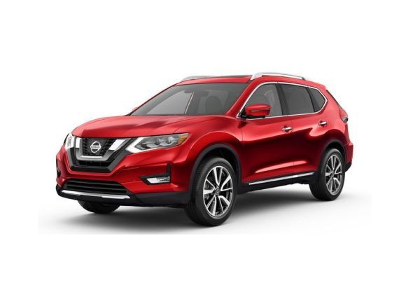 X-Trail offer