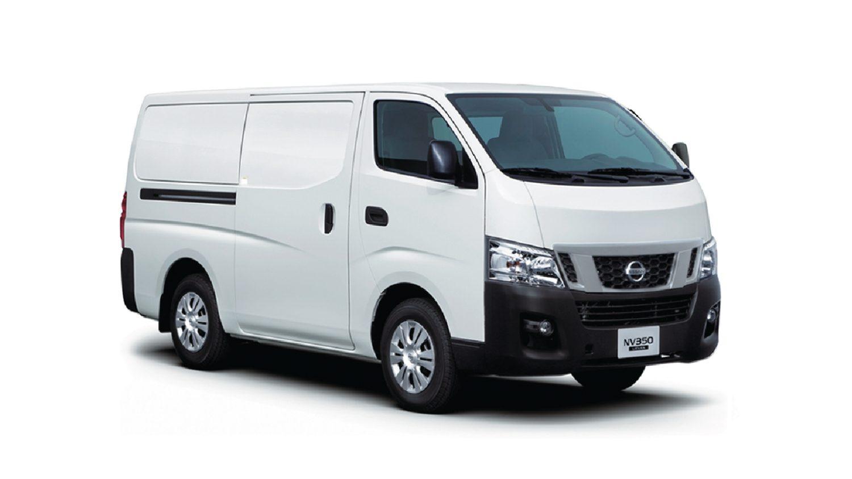 Nissan Nv350 Urvan Versions Specifications Nissan Oman