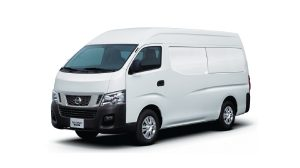 2019 Nissan URVAN NV350 - Grades, Versions & Specifications on