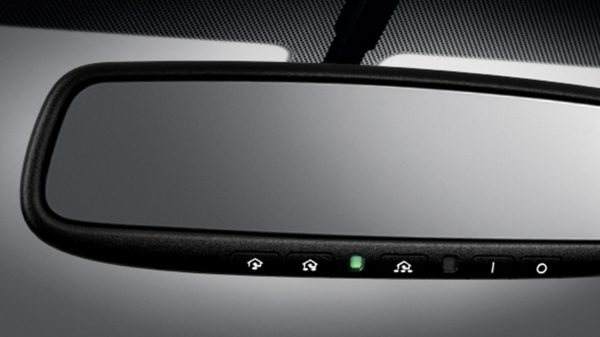 Autodimming rearview mirror