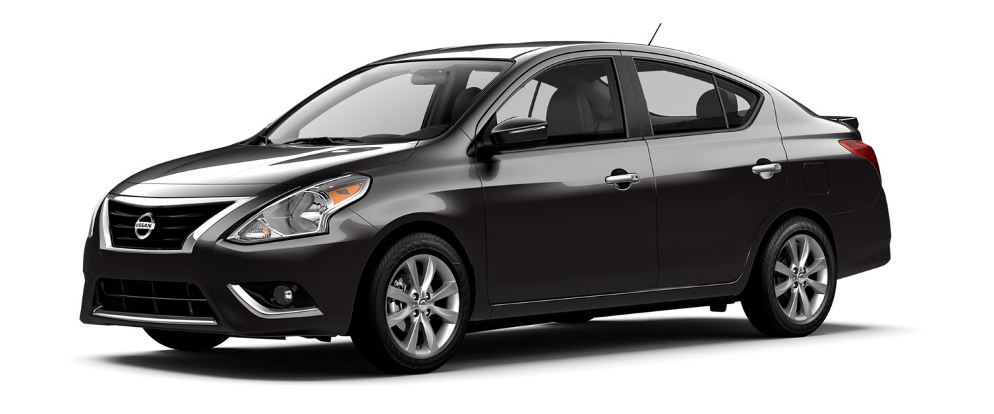 Nissan Sunny Efficient Family Car Ksa Almera Nismo Black