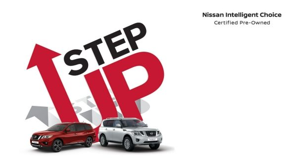 NIC Certified Pre-Owned Step up