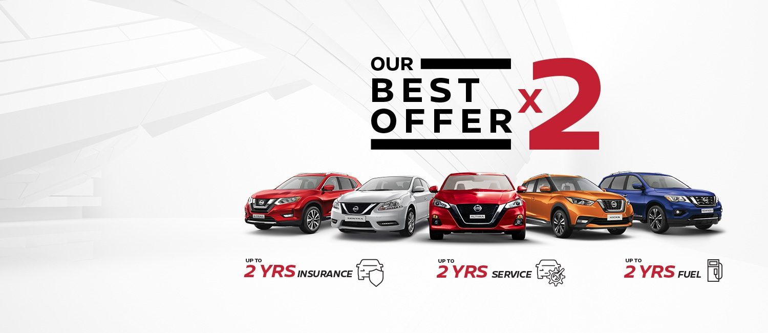 Nissan UAE Official Website | Dubai & Northern Emirates