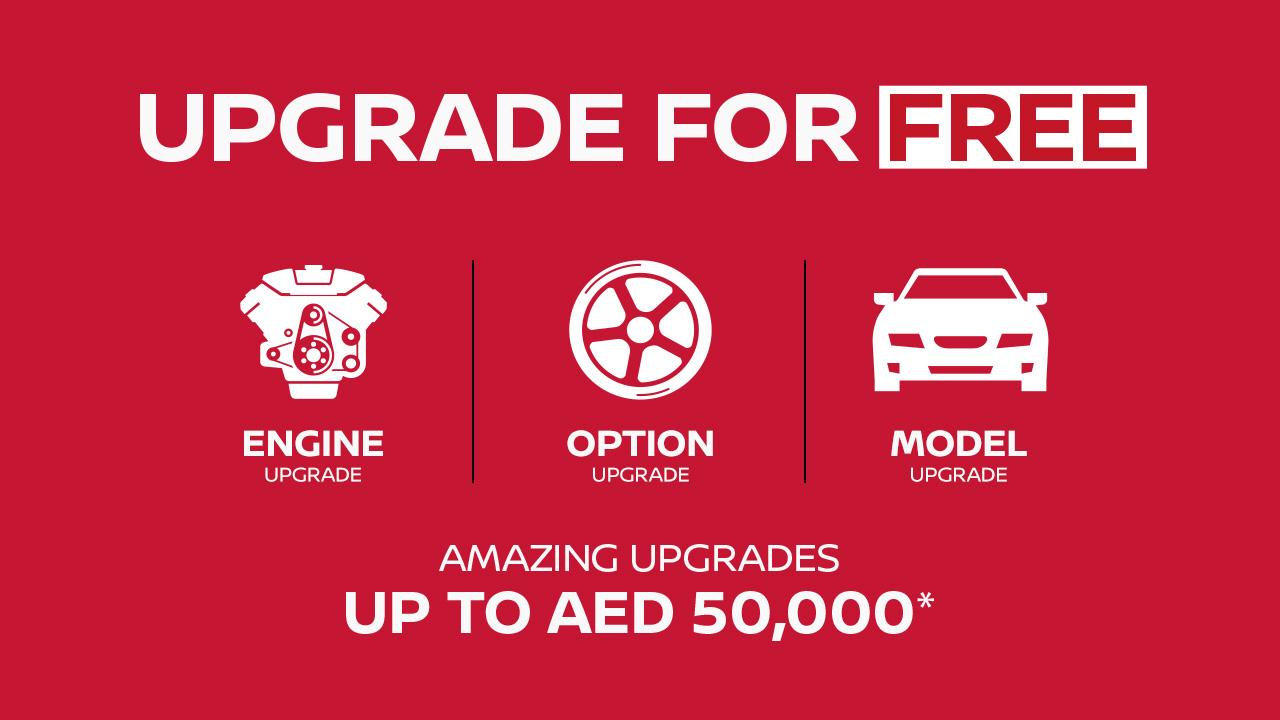 Special Offers & Prices on Nissan Cars and SUVs | Nissan Dubai