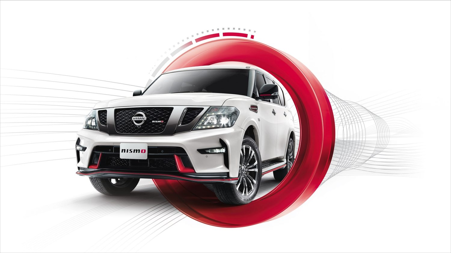 The 2016 Nissan Patrol NISMO