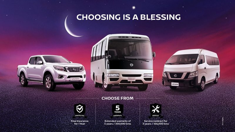 Nissan Fleet Offer