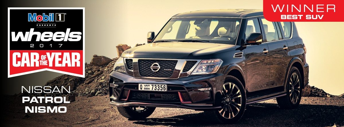 Wheels - Car of the year - Nissan Patrol NISMO