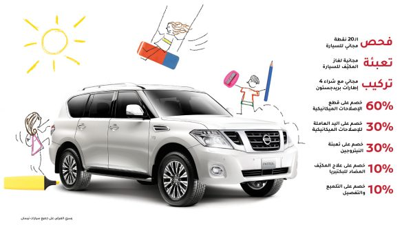 Nissan Aftersales Offers