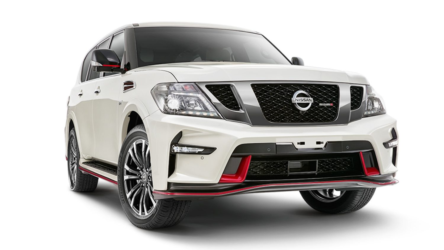 Nissan Patrol Versions Specifications