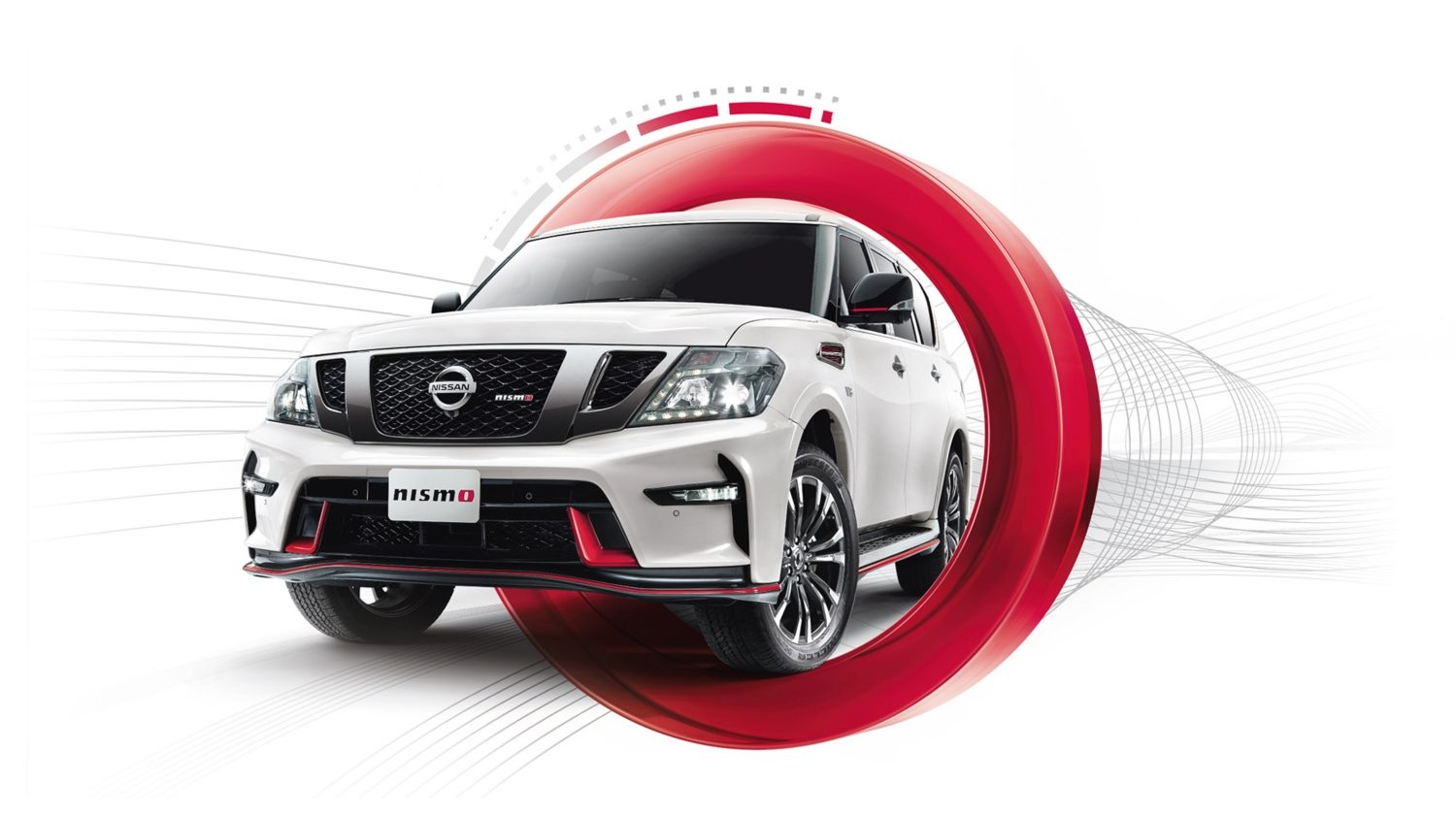Nissan Patrol Nismo High Performance Sport Suv