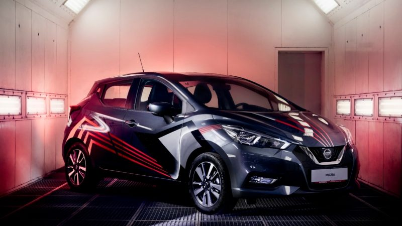 nissan micra active beauty