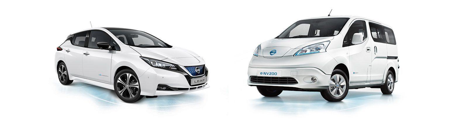 elektro-autos von nissan - kaufprämie - förderung