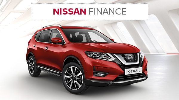 Nissan Finance - X-TRAIL