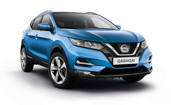 Nieuwe QASHQAI Business Edition
