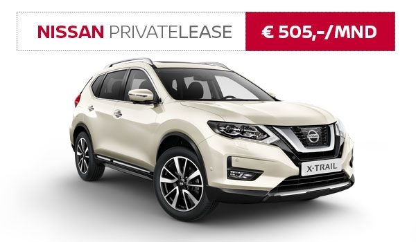 Nissan Private Lease X-TRAIL