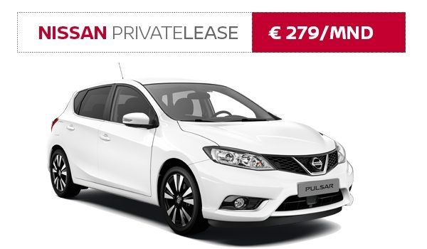 Nissan Private Lease PULSAR