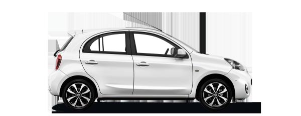 Nissan MICRA, stadsauto