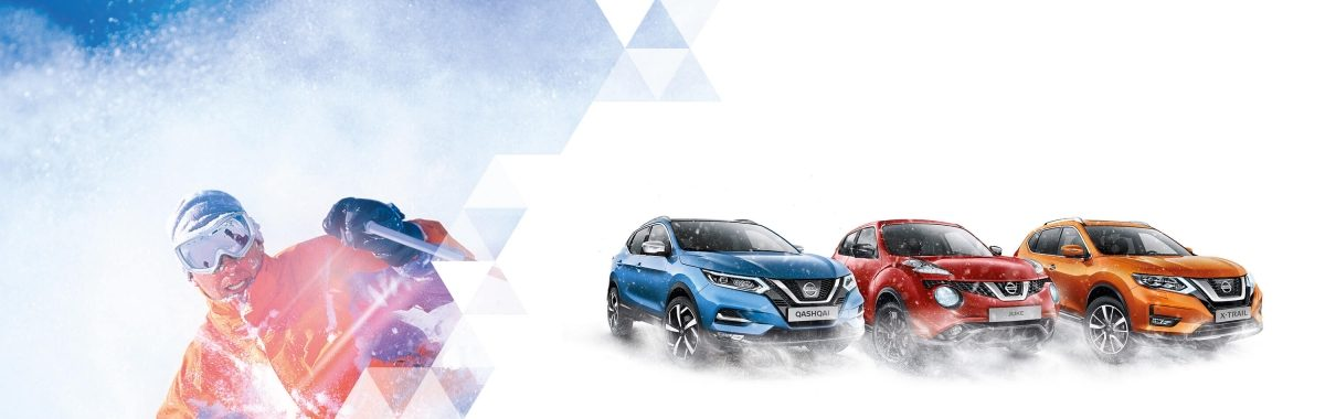 NISSAN winter campaign