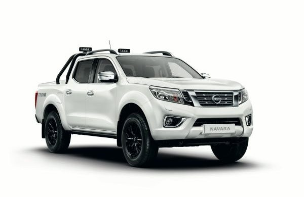 NISSAN NAVARA LIMITED EDITION