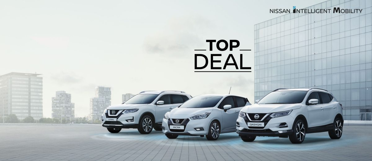 Nissan Top Deal