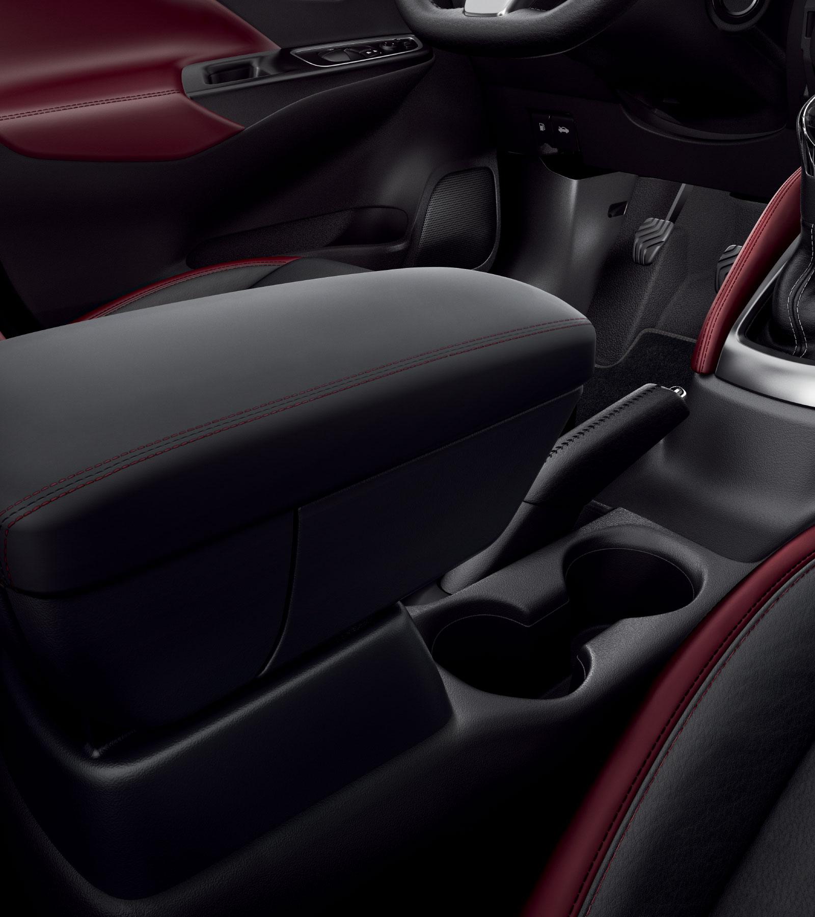 Dodatna oprema Nissan - naslon za ruku
