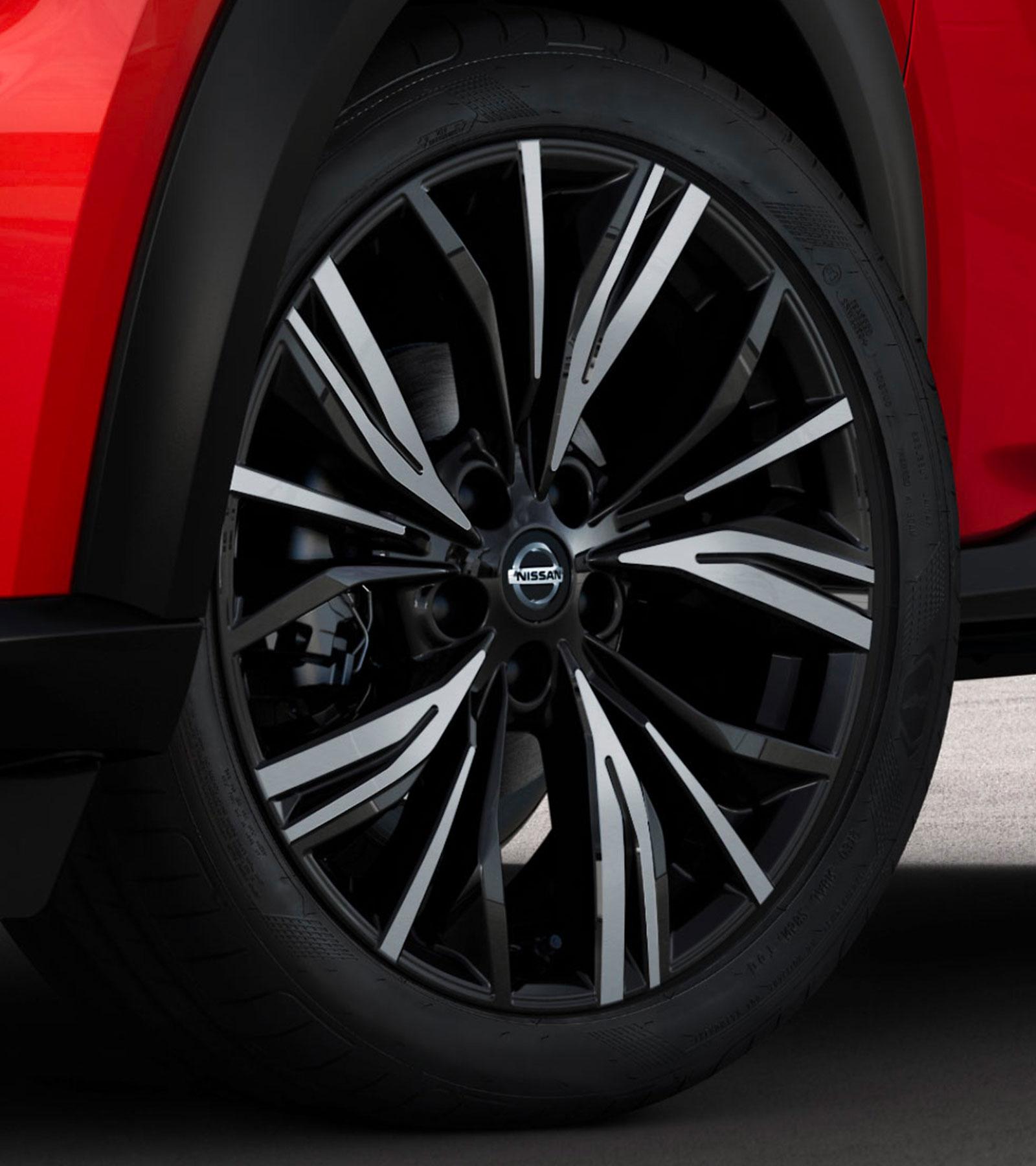 Dodatna oprema Nissan - naplatci