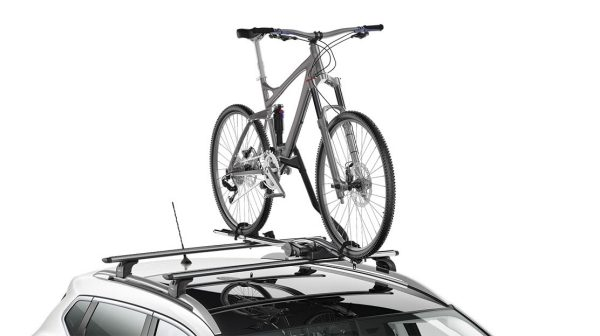 Nissan Qashqai - nosač bicikla