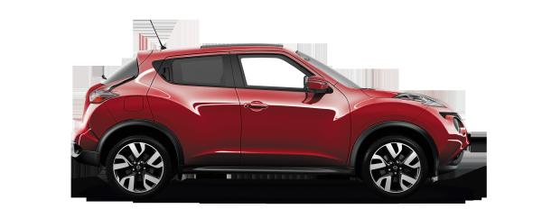 Nissan JUKE, kleine SUV