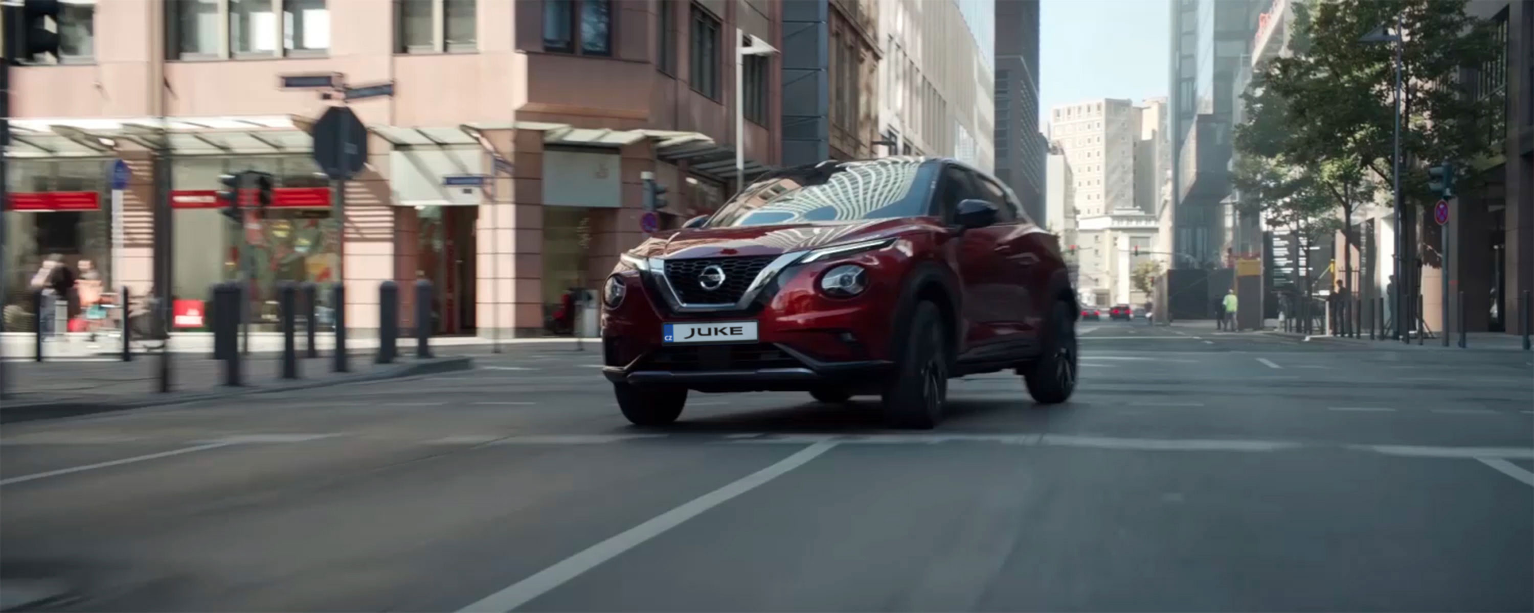 Nissan JUKE video preview image