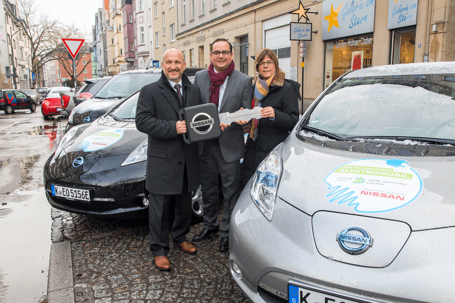 NISSAN – Green Capital Essen