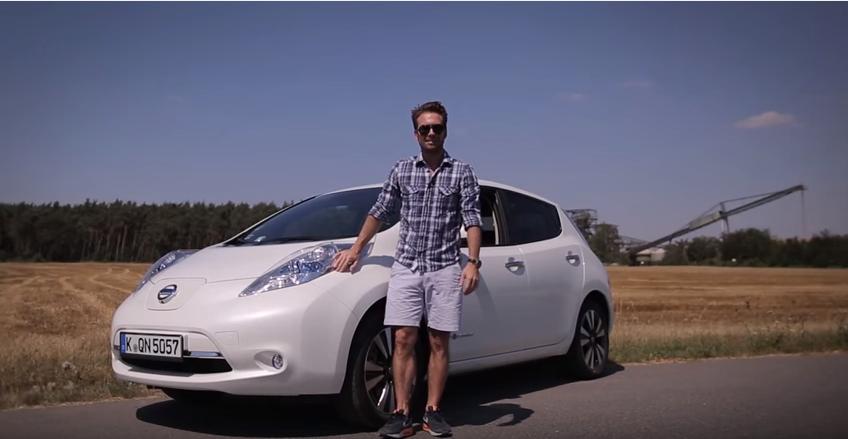 autotausch - elektroautos testen - nissan erleben