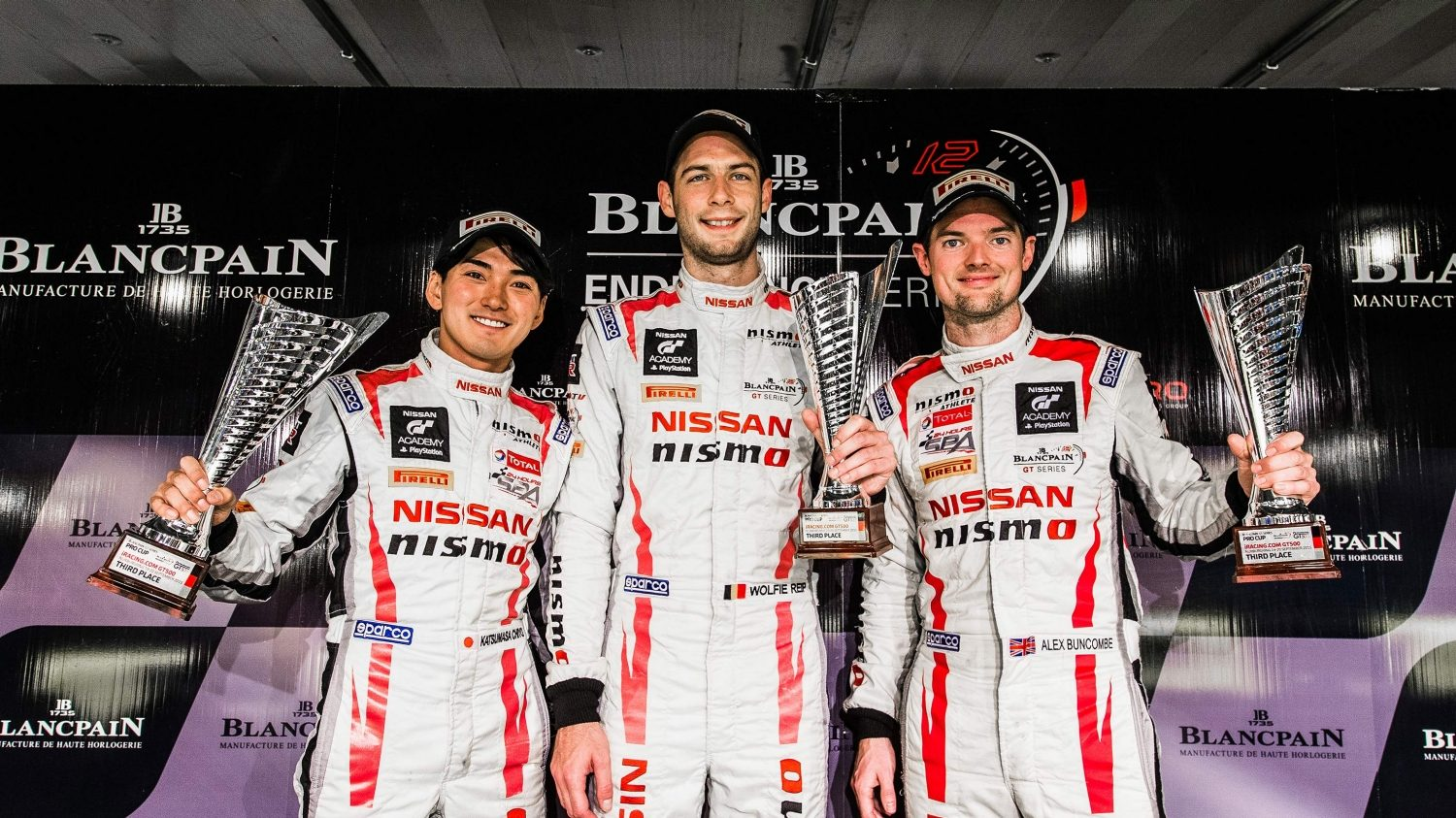Experience NISSAN - Motorsport - GT Masters