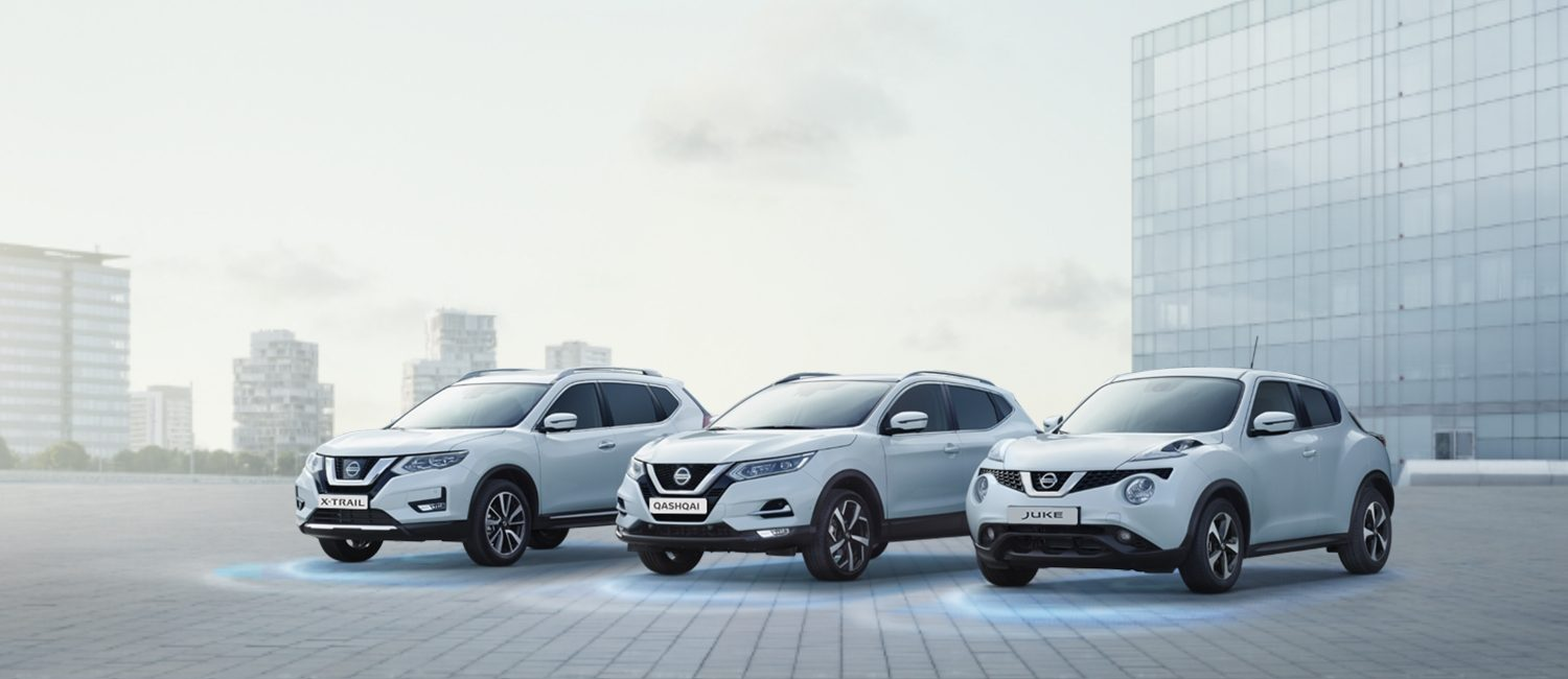 NISSAN CROSSOVER