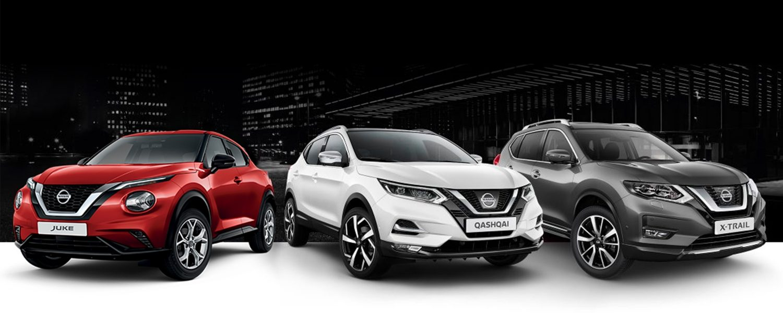 Crossover-Modelle & SUV   NISSAN