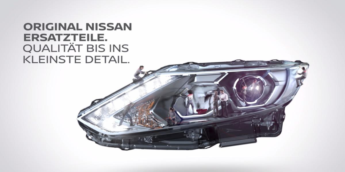 NISSAN Originalteile - Informationen für NISSAN Kunden