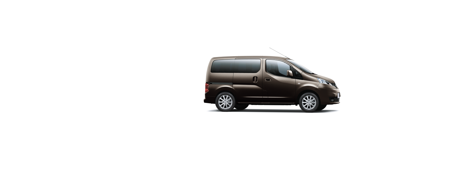 Nissan NV200 Evalia - Ultimate Bronze