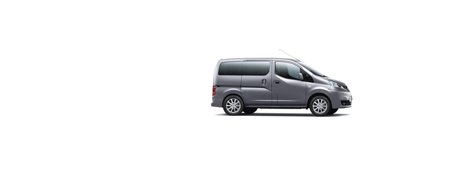 Nissan NV200 Evalia - Precision Grey
