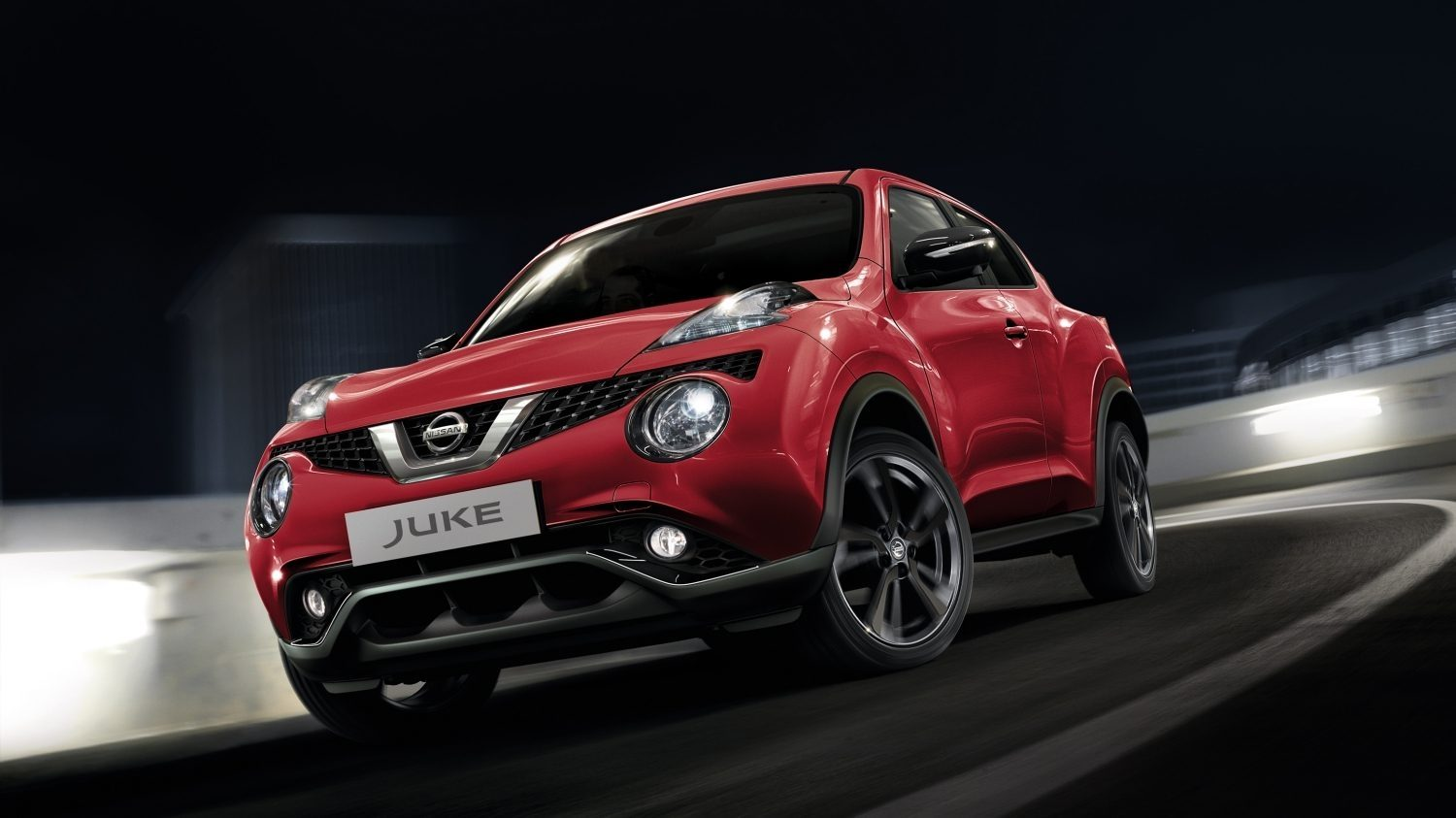 NISSAN Juke - 3/4 front view
