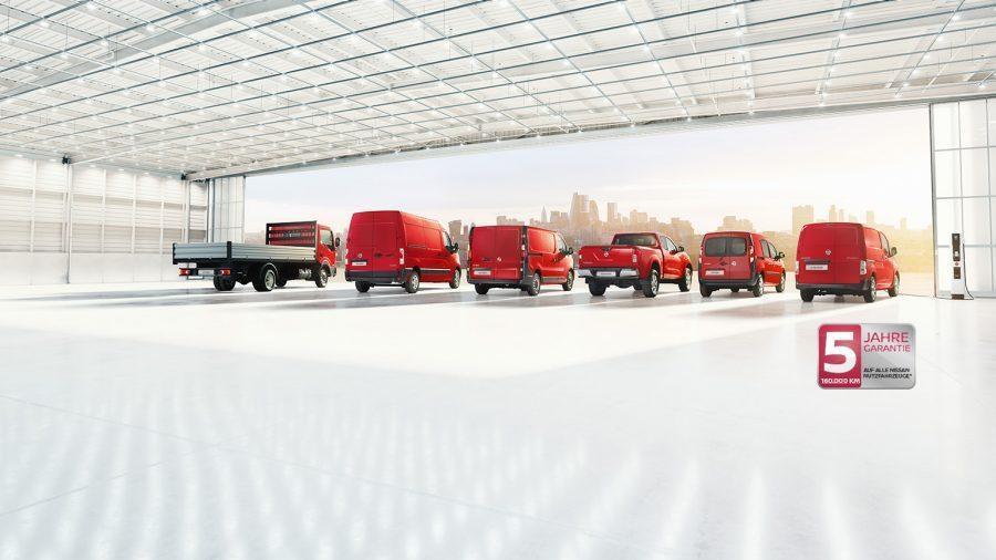 nissan deutschland - pkw - nutzfahrzeuge - elektroautos
