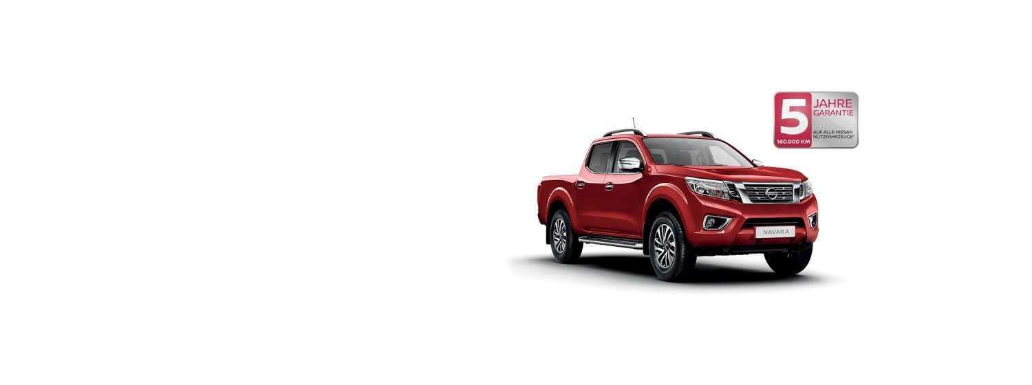Nissan NAVARA - Solid Red