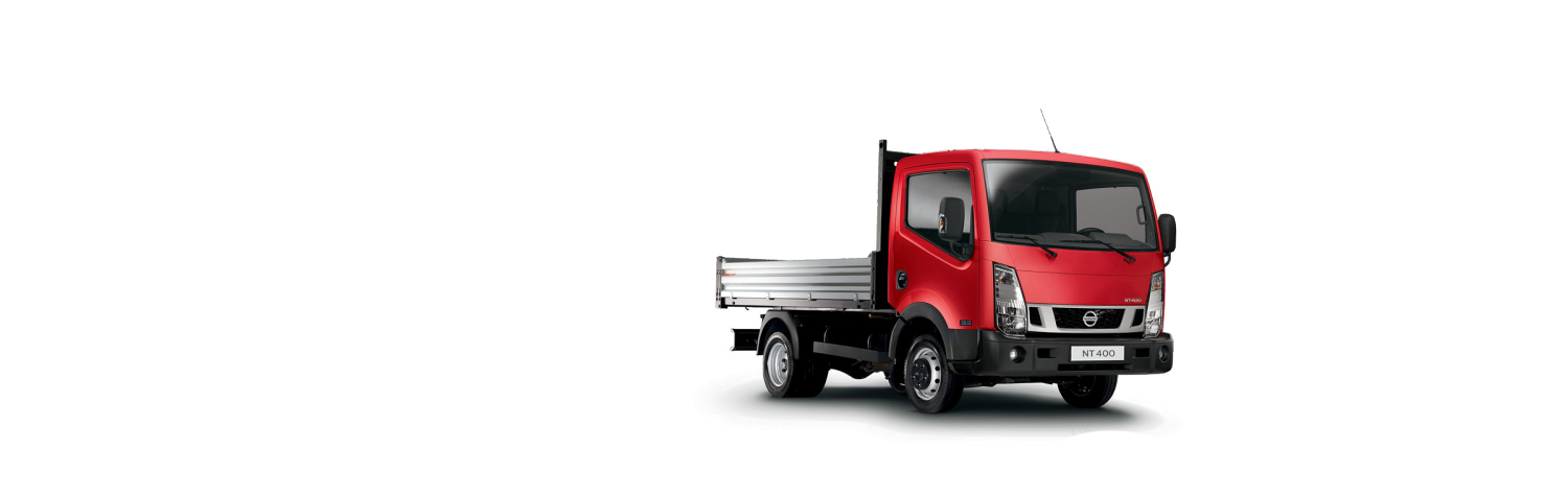 Nissan NT400 Cabstar - Red