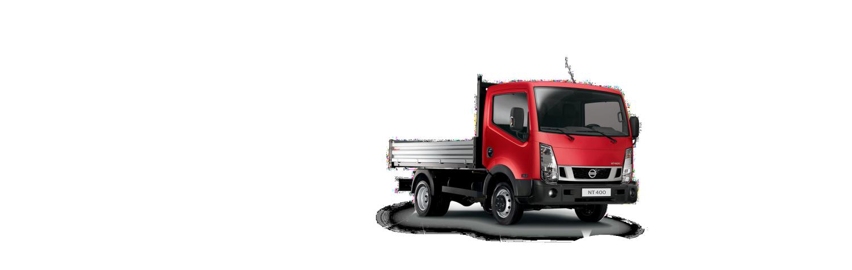 Nissan NT400 Cabstar - RED