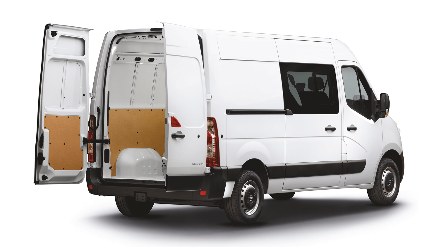 NISSAN NV400 – DOUBLE CABINE