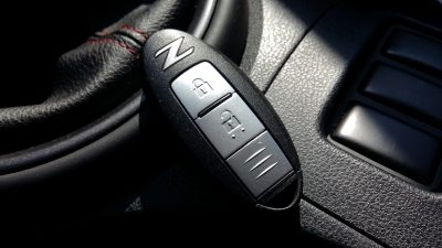 NISSAN 370Z ROADSTER – NISSAN Intelligent Key