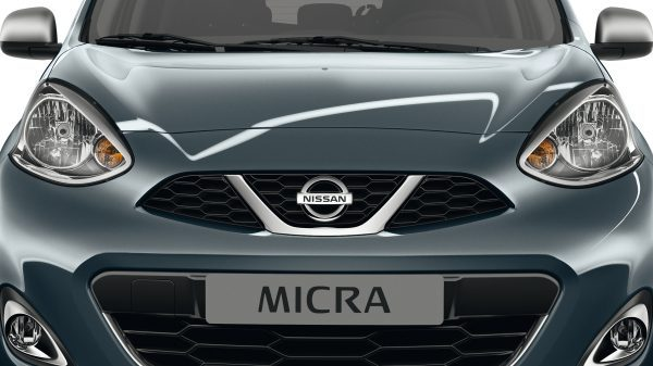 NISSAN MICRA N-TEC - Front