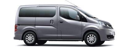 Nissan Evalia - Sideview