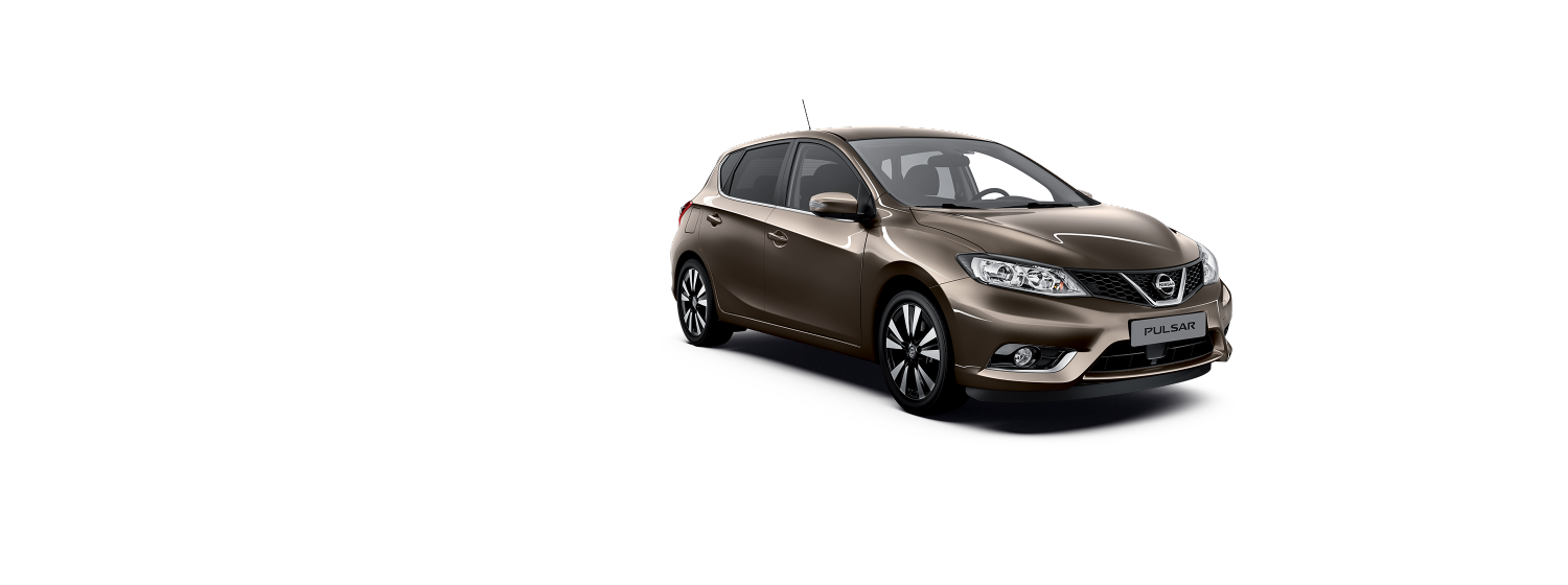 Nissan Pulsar - Ultimate Bronze