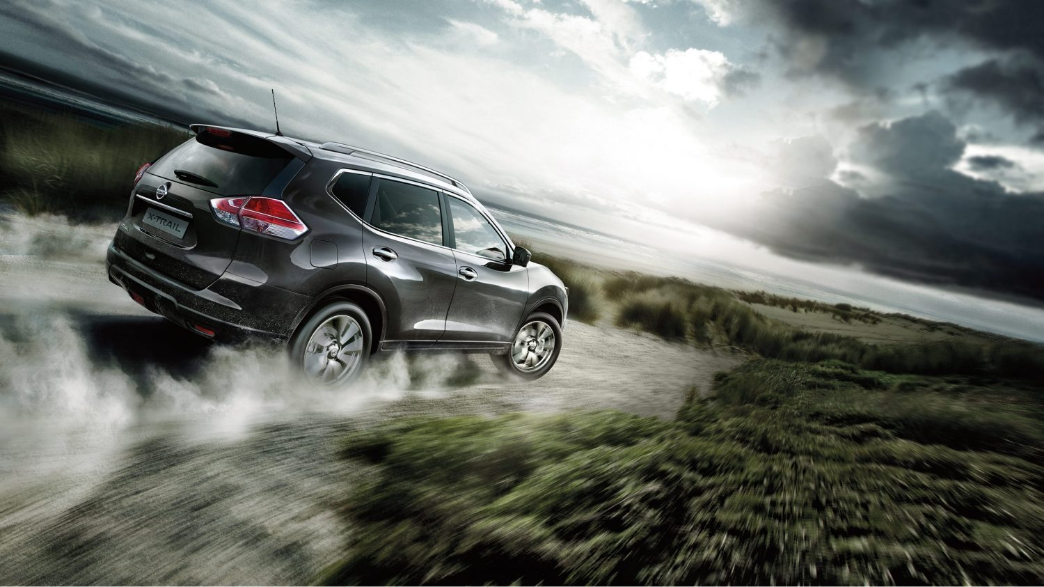 Introducing the Nissan X-Trail