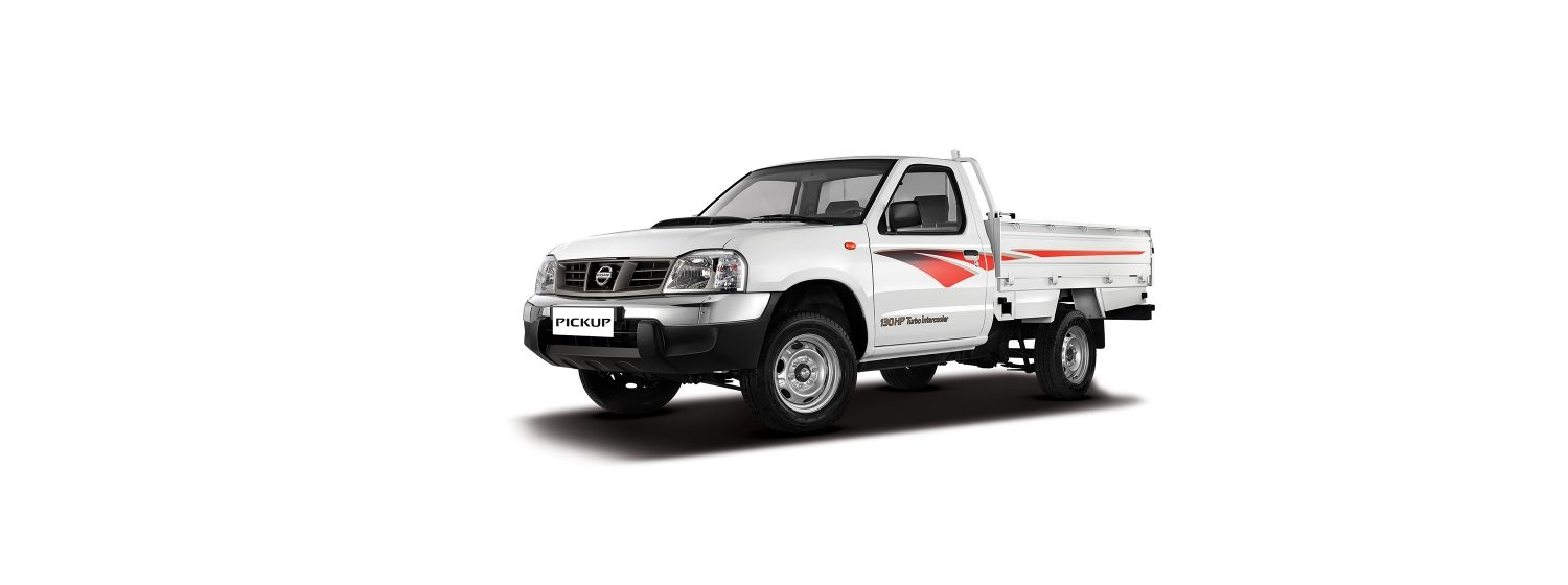 2020 Nissan Pickup Single Cabin Flatbed 4x4 Commercial Truck Nissan Egypt