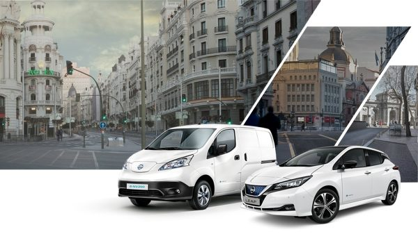 Nissan Plan A Madrid